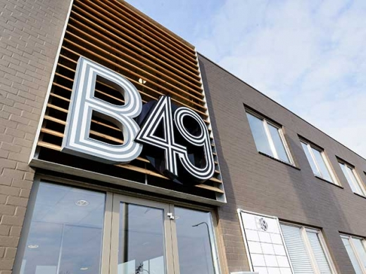 BO49 bedrijfsverzamelgebouw