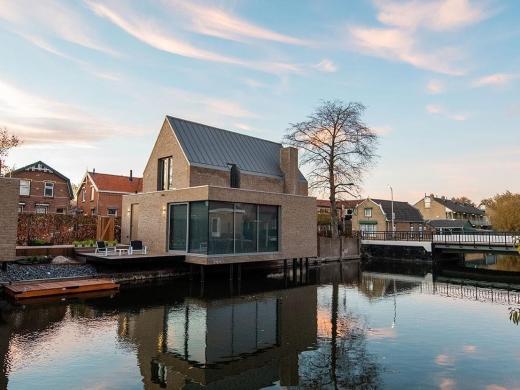 Woonhuis Binnenhaven